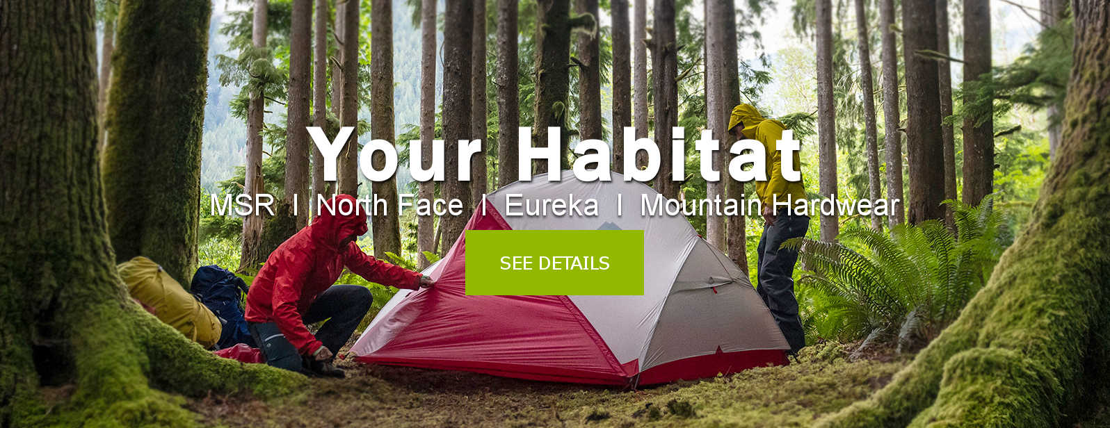 Wilderness Supply - Home Page