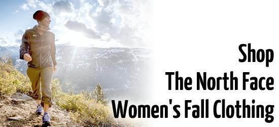 Shop The North Face Women's Fall Clothing