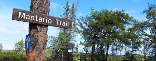Mantario Hiking Trail