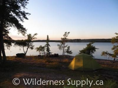 Moosehead lake Campsite
