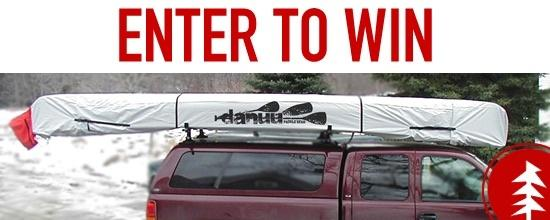 Enter to Win a free Danuu transport and storage cover