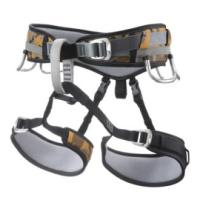Harnesses, Chalk, Belay, Helmets, Ropes, Crampons, Ice Axes.  Black Diamond and Petzl.  Rock climbing, ice climbing, wall climbing.