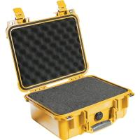Waterproof, dust-proof, crush-proof Pelican hard cases for protecting valuable cameras and gear while traveling.