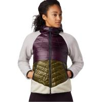 Women's active outdoor fleece jackets.  Midlayer, outerlayer.  Camping, Hiking and Travel.  The North Face, Patagonia, Mountain Hardwear.