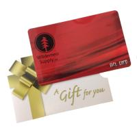Share a gift card with the one you love so they can come and choose all their favourite outdoor gear!