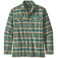 At home or on the road, this heavyweight 100% organic cotton flannel shirt provides rugged warmth.