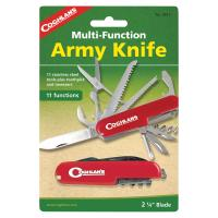 An inexpensive multi function army knife