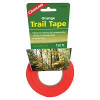 Mark your way through the bush with this blaze orange flagging tape