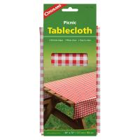 Easy to wipe clean heavy weight vinyl tablecloth