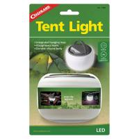 A bright 120 lumen LED light to hang in your tent