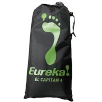 Eureka's footprint for the El Capitan 4 tent to protect the floor from sharp objects and wear-and-tear.