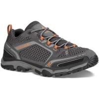 Get traction on trails with this low cut trek runner, with breathable mesh to keep you cool on those hot days.