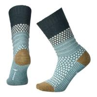 Bursting with varying texture zones and patterns, this cushioned style is one of our most comfortable socks ever.