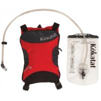 Thirsty while paddling. This hands free water pack attaches to all Kokatat PFDs. Also available as Tributary Rear Pocket only without reservoir.