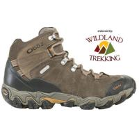 Oboz flagship mid hiker provides excellent support, durability and trail performance.