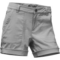 Stay cool and comfortable while out on warm-weather excursions with these with ultra-durable, stretch-woven hiking shorts.