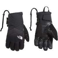 Waterproof, breathable gloves for female mountaineers.