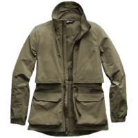 Lightweight, water-repelling jacket for traveling in style and comfort.