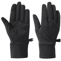 The Women's Vigor Midweight Sensor Gloves are the standard warmth fleece liner of our ActiveTemp glove collection.