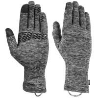 With an incredibly plush polyester/spandex, the elegant Women's Melody Sensor Gloves are beautiful, warm casual winter gloves.