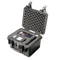 The Pelican 1400 Case is unbreakable, watertight, airtight, dustproof, chemical resistant and corrosion proof!