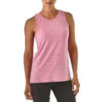 Patagonia's Glorya Tank is a committed rule breaker—refusing to wrinkle and providing comfort all day.