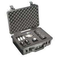 The Pelican 1500 Case is unbreakable, watertight, airtight, dustproof, chemical resistant and corrosion proof!