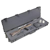 The Pelican 1750 Weapons Case is unbreakable, watertight, dustproof, chemical resistant and corrosion proof.