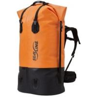 Fully-adjustable, large capacity, PVC free 70 L waterproof pack