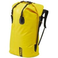 Durable waterproof portage pack, with all-new suspension system designed to lighten the burden of hauling gear