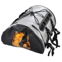 This high-capacity Deluxe Deck Bag provides plenty of storage and multiple bungees, and side straps for attaching gear.