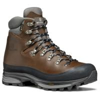 With a full-grain leather upper, multi-density cushioned midsole and weather protection, this is a durable premier backpacking boot.