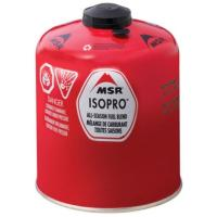 MSR IsoPro is a performance-boosting, 80/20 blend of isobutane and propane, with the purest isobutane (5% or less n-butane).